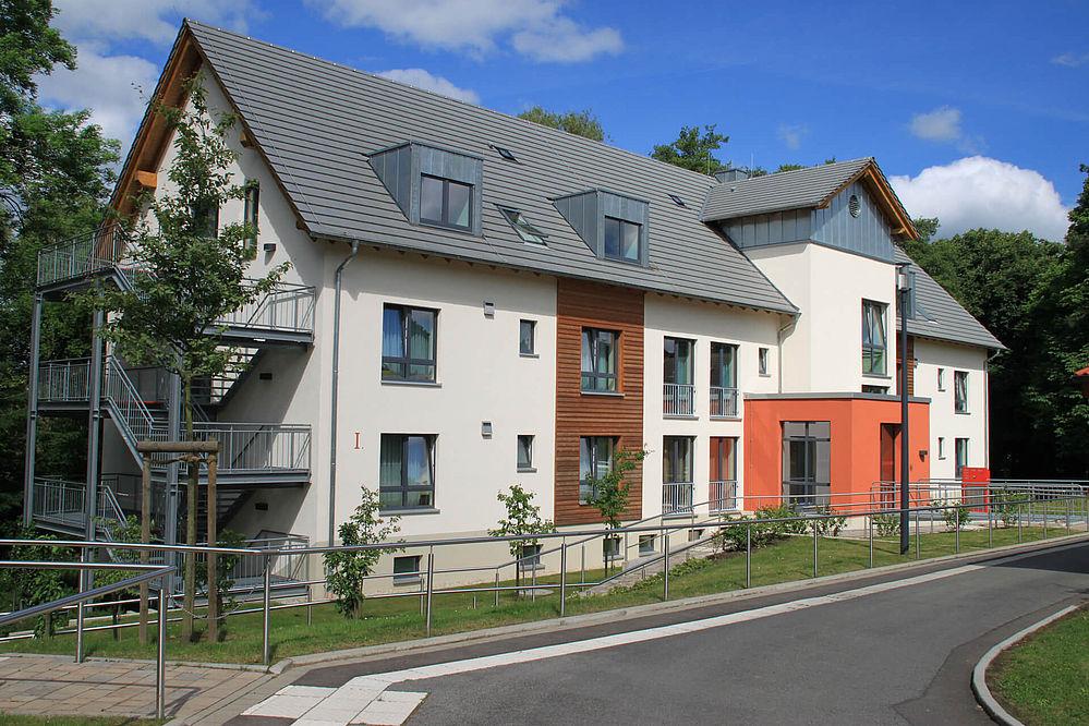 Wohnstätte Bielefeld - Haus 1
