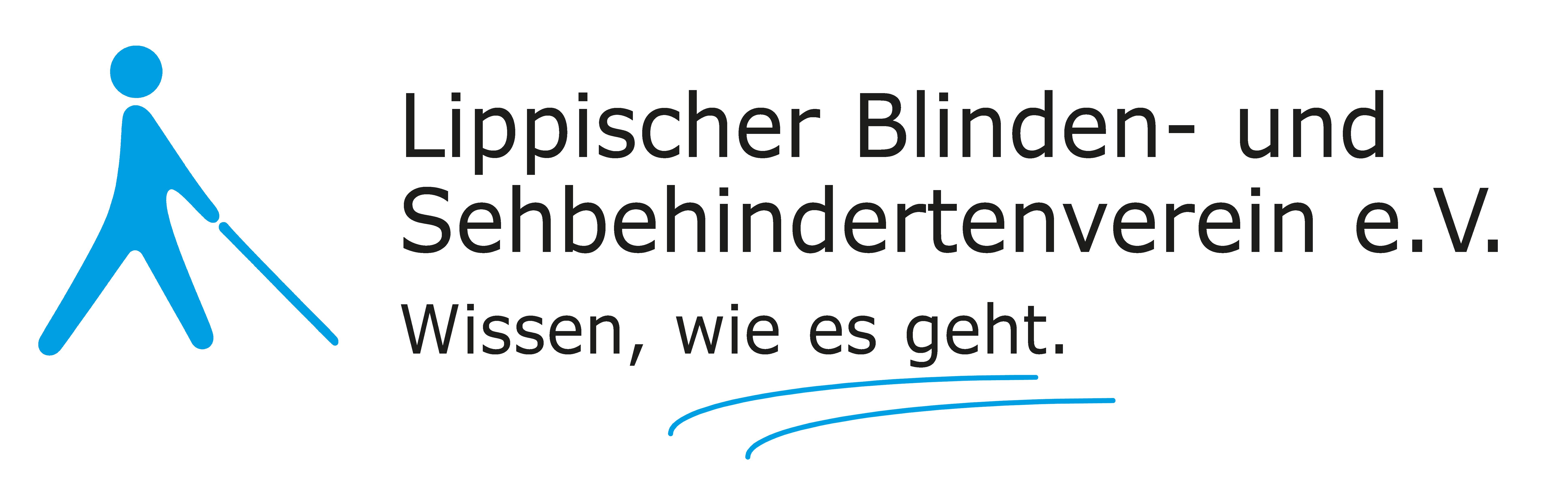 Lippischer Blinden- und Sehbehindertenverein Logo